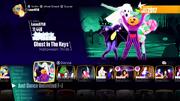 Ghostinthekeys jd2018 menu