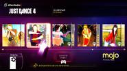 Golddust jd4 menu xbox