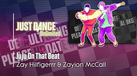 Juju On That Beat - Just Dance 2017
