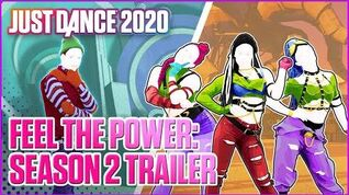 Just Dance 2020 Feel The Power Season 2 Trailer Ubisoft US