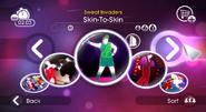 Skintoskin jd2 menu