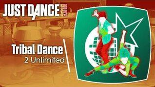 Tribal Dance - Just Dance 2018