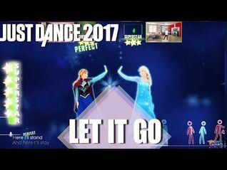 🌟 Just Dance 2017- Let it go - Challenge Competition 🌟