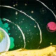 Cosmicgirl cover albumbkg