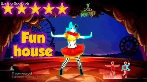 Funhouse - Just Dance 2014