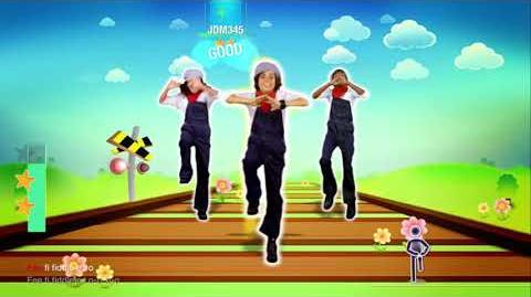 I've Been Working on The Railroad - Just Dance 2019