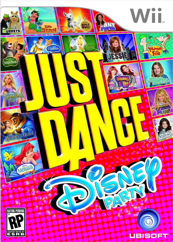 Just Dance: Disney Party