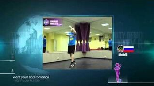 Just Dance 2015 - Bad Romance (Official Choreo) CR