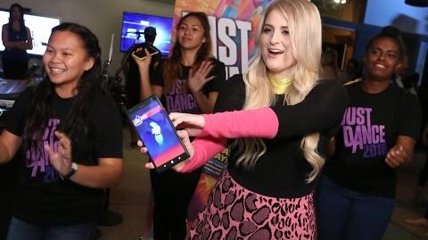 Meghan Trainor's Just Dance 2016 Party (US)
