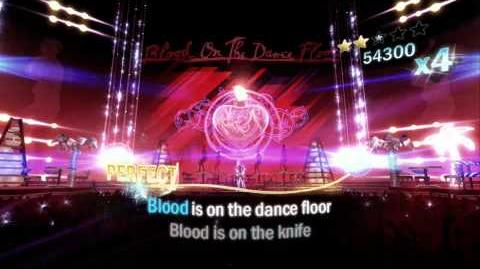 Blood On the Dance Floor - Michael Jackson The Experience (Xbox 360)