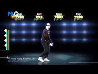 Just Dance 2017 - ( Unlimited ) The Other Side - 5 stars ( Super Star )