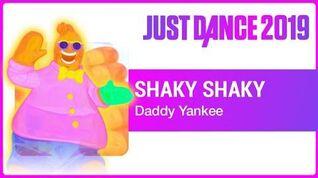 Just Dance 2019 Shaky Shaky