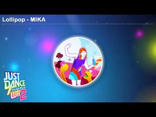 Lollipop - MIKA - Just Dance Wii 2