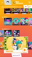 Sangriawine jdnow menu phone 2017