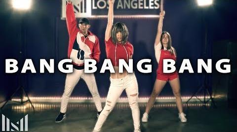 """""""BANG BANG BANG"""" Dance Matt Steffanina ft Kaycee Rice & Bailey Sok"""