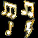 Dance bg element 15