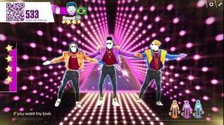 Just Dance Now - Let's Groove By Equinox Stars