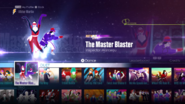 Masterblaster jd2016 menu