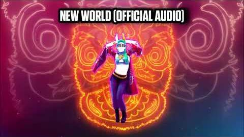New World (Official Audio) - Just Dance Music