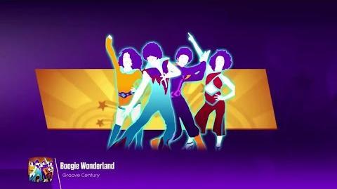 Boogie Wonderland - Just Dance 2018