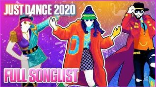 Full Song List - Just Dance 2020 (US)