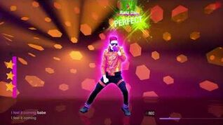 I Feel It Coming - Just Dance 2020