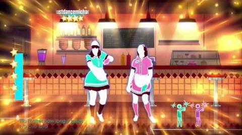 Just Dance 2017 You Can't Hurry Love Ps Move 5 stars ps4