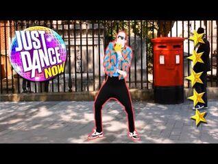 Just Dance Now- Gentleman - PSY -5 estrellas-