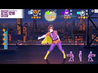 Just Dance Now - Never Gonna Give You Up by Rick Astley