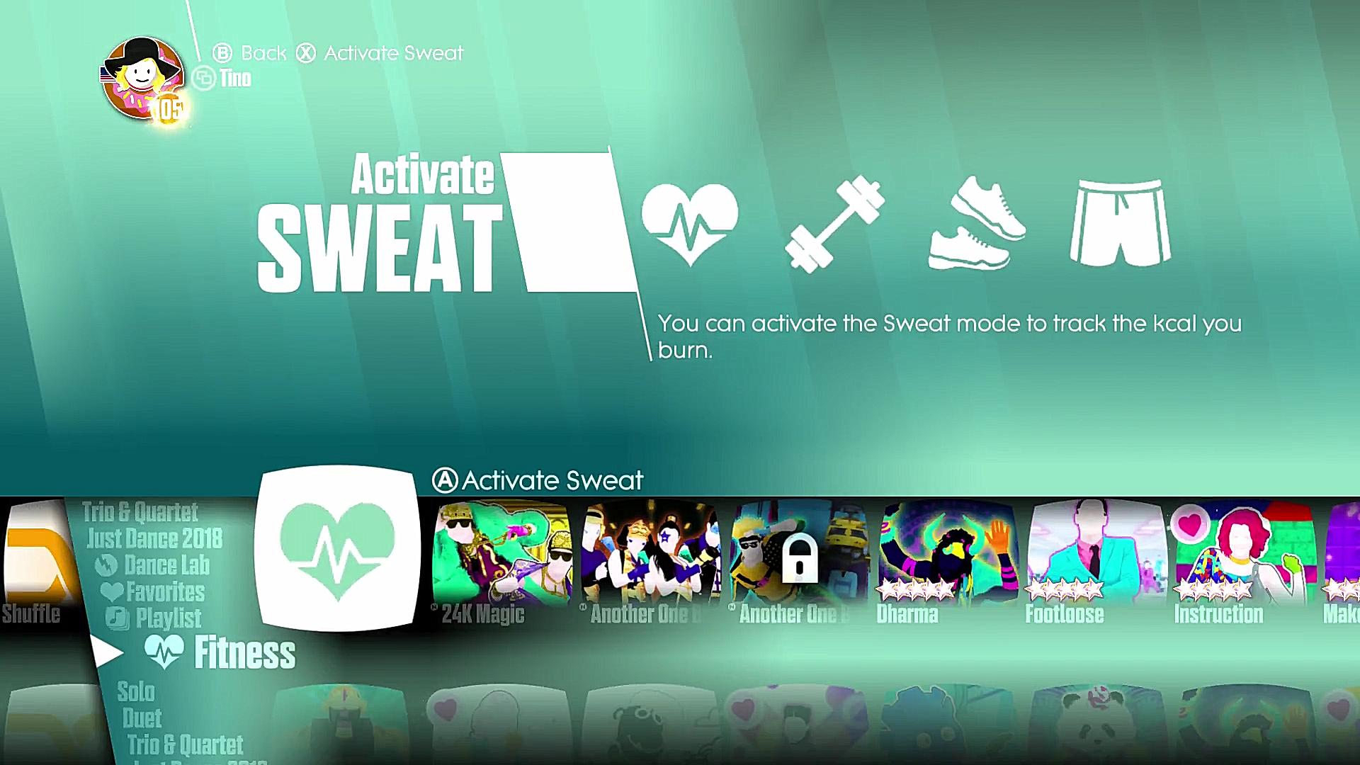 Just Sweat