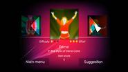 Fame jd1 menu