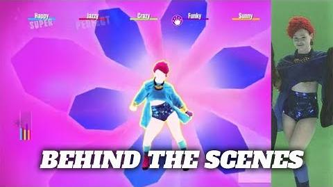 Just Dance 2018 - Keep On Moving (Behind The Scenes)