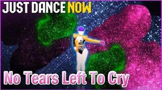 Just Dance Now - No Tears Left To Cry (BETA, GLITCH) Superstar