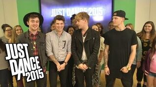 Rixton and Fans Dance to Just Dance 2015