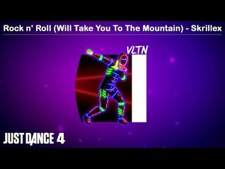 Rock n' Roll (Will Take You To The Mountain) - Skrillex - Just Dance 4