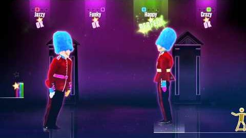 I Love It (Guards Dance) - Gameplay Teaser (UK)