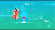 Just Dance 2020 (Wii) - bad guy. 5 stars (+MegaStar) - YouTube - Google Chrome 11 7 2019 10 44 47 PM