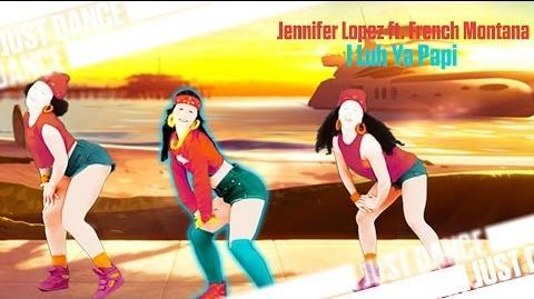I Luh Ya Papi - Jennifer Lopez ft