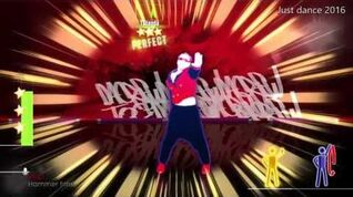 Just Dance 2016 Unlimited edition XBOX ONE (Groove Century - U Can't Touch This)