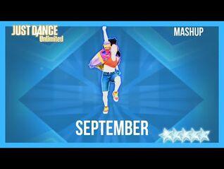 Just Dance 2017 (Unlimited) - September - Mashup