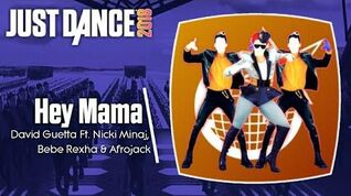 Just Dance 2018 (Unlimited) Hey Mama