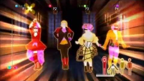 "Just Dance goldmove Soundeffect ""Dance Crew"""