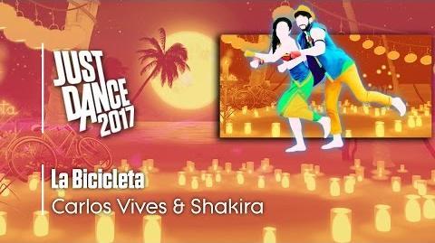 La Bicicleta - Just Dance 2017