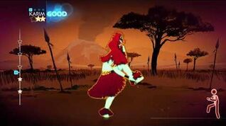 Dagomba - Just Dance 4