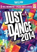 JD2014 NTSC WiiUBundle cover