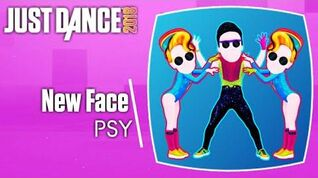 Just Dance 2018 New Face