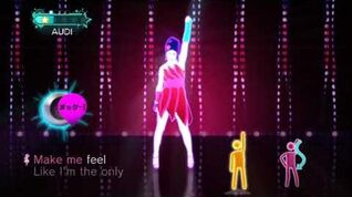 Just Dance Wii 2 - Only Girl (In The World)
