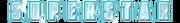 Logo superstar letters