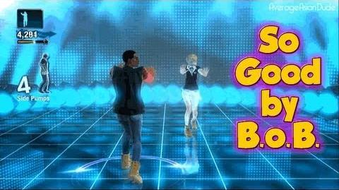 The Hip Hop Dance Experience - So Good - Go Hard Difficulty