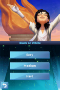 Blackorwhite mj difficulty ds